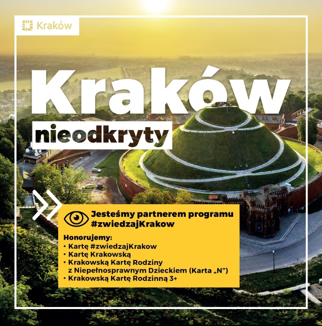 Program #zwiedzajKrakow